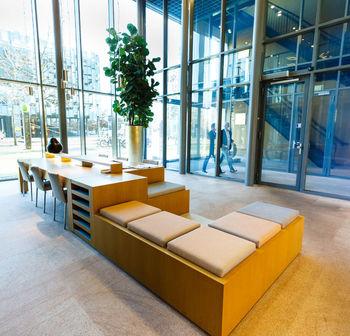 High Tech Campus Eindhoven Beta Gebouw Entree